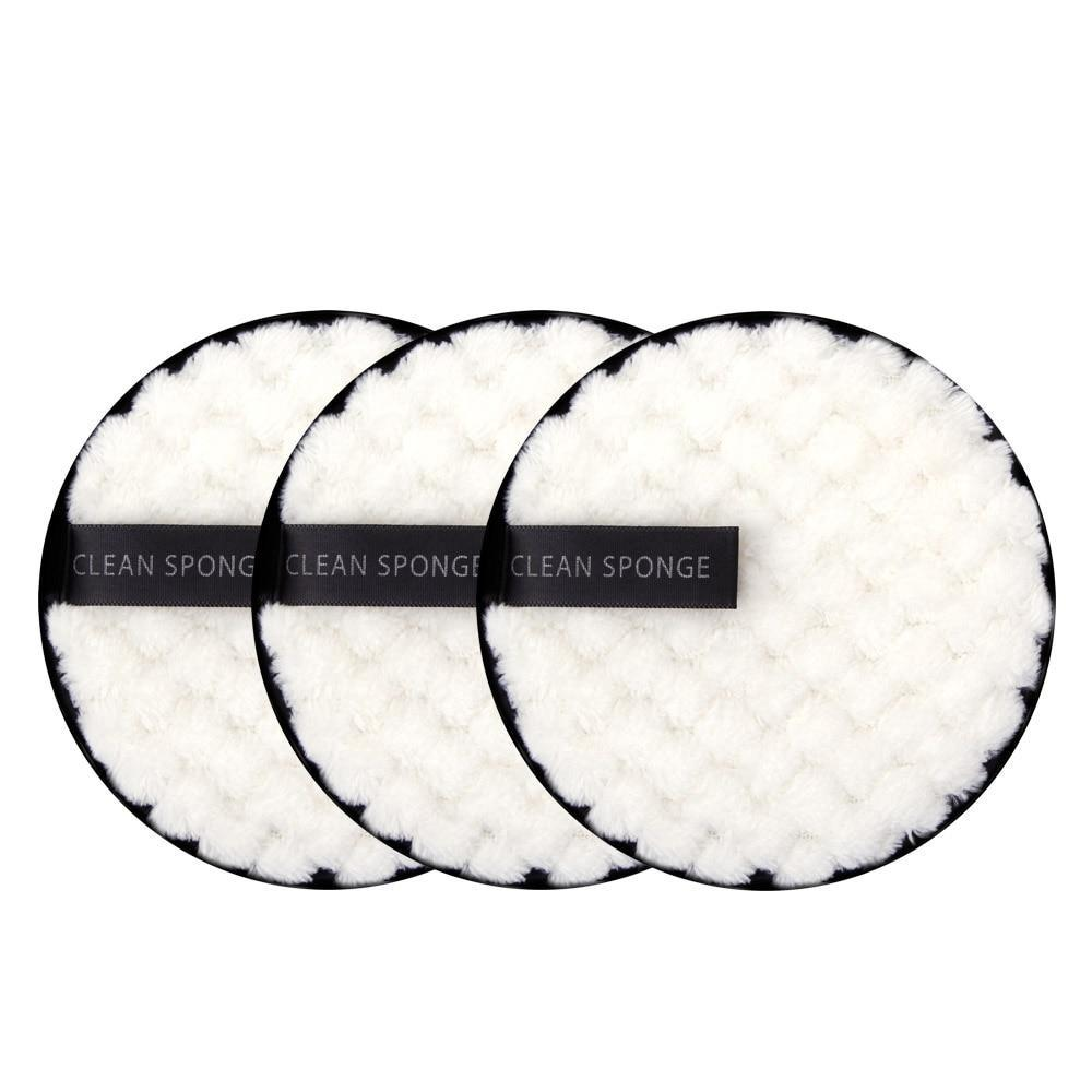 MAGIC MAKEUP REMOVER PADS - 3 PIECE PACK