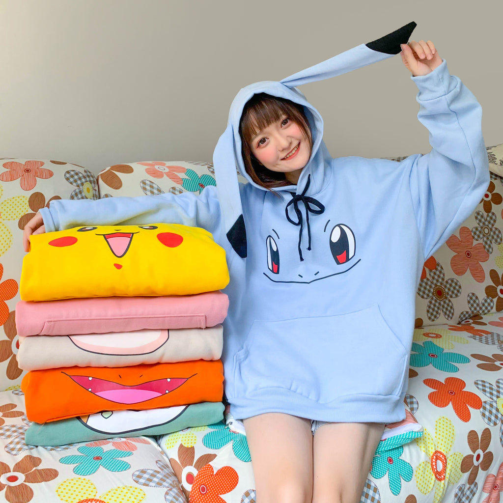 Holiday Promotion🔥KAWAII HOODIES【Buy 2 Free shipping】