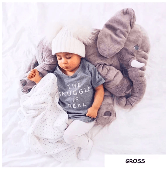 🔥🔥BABY ELEPHANT PILLOW | A Cute and Comfortable Elephant Pillow(BUY TWO FREE SHIPPING)