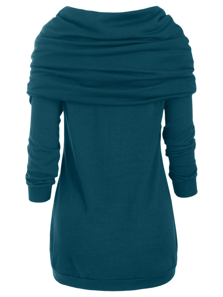 Stunning Hoodie Dress(Plus Size)