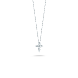 Roberto Coin Large Baby Cross Pendant