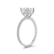 Load image into Gallery viewer, Signature Pave Diamond Engagement Ring
