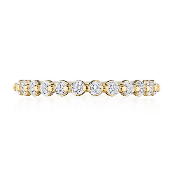 Tacori Prong Set Diamond Band