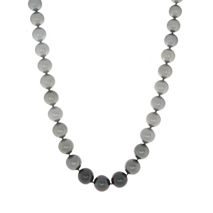 Ombre Tahitian Pearl Necklace