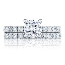 Load image into Gallery viewer, Tacori Prong-Set Round Brilliant Diamond Engagement Ring