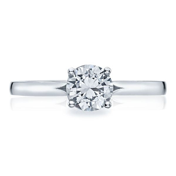 Tacori Round Brilliant Cut Solitaire Engagement Ring