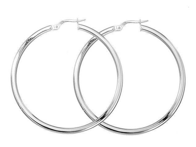 Roberto Coin Large Hoops