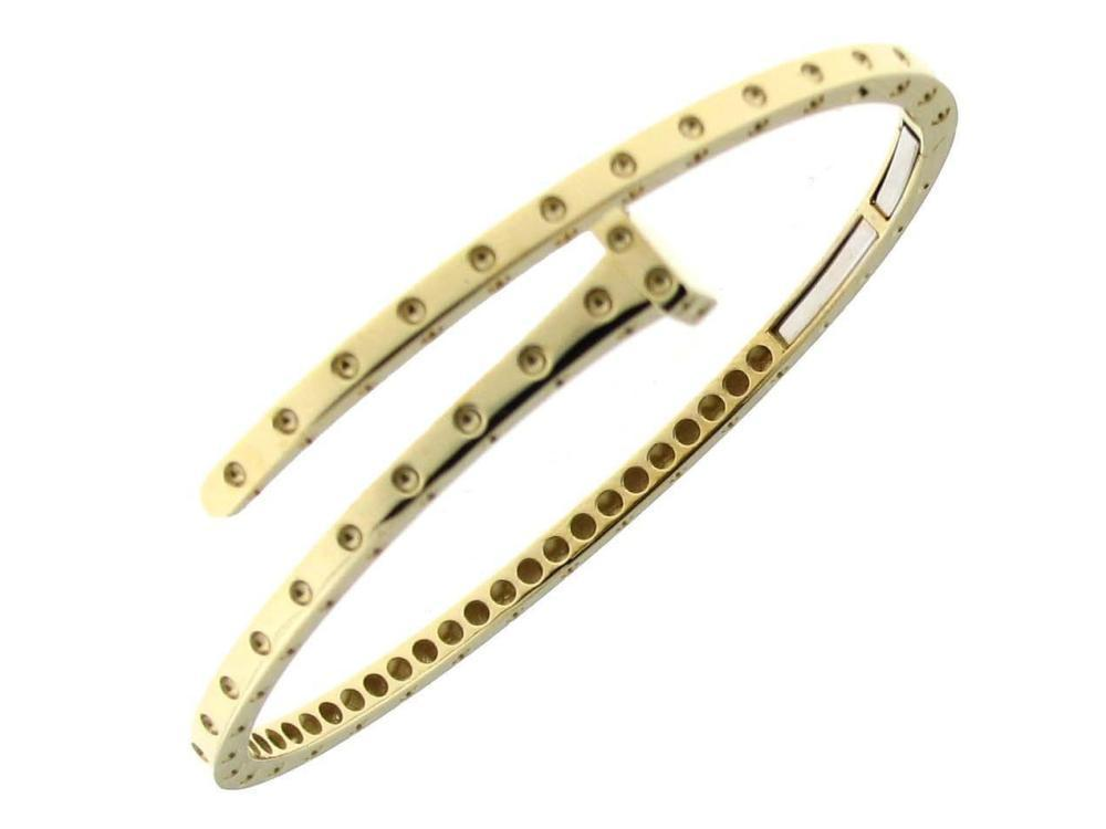 Roberto Coin Slim Chiodo Bangle