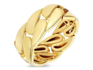 Roberto Coin Wide Bangle
