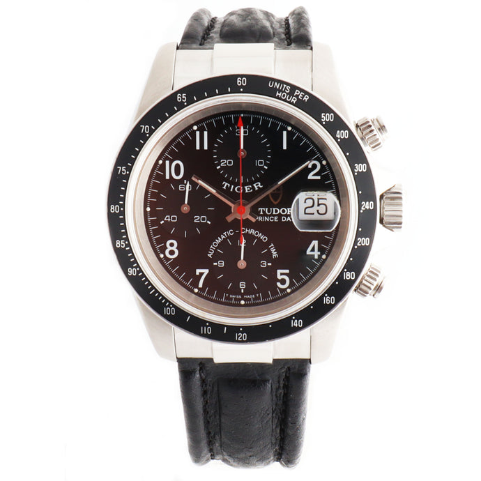 Pre-Owned Tudor Prince Tiger Woods Chronograph