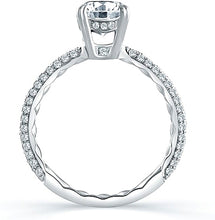 Load image into Gallery viewer, A.Jaffe Micro-Pave Diamond Engagement Ring