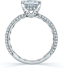Load image into Gallery viewer, A.Jaffe Micro Pave Diamond Engagement Ring