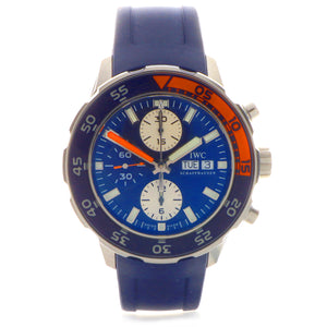 Pre-Owned IWC Aquatimer Automatic Chronograph Model: IW376703