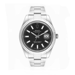 Rolex Datejust II In Stainless Steel