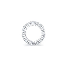Load image into Gallery viewer, Asscher Cut Diamond Eternity Ring - 7.50CTW F/VS2