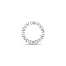 Load image into Gallery viewer, Radiant Cut Diamond Eternity Ring - 8.00CTW F/VS2