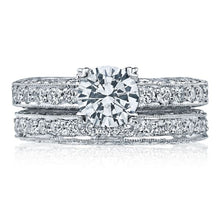 Load image into Gallery viewer, Tacori Engagement Ring with Pave Set Diamonds