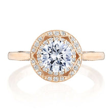 Load image into Gallery viewer, Tacori Halo Diamond Engagement Ring