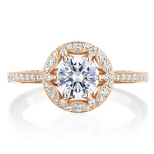 Load image into Gallery viewer, Tacori Pave Diamond Engagement Ring