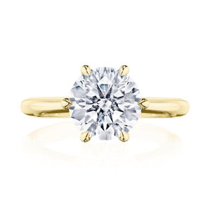Tacori Solitaire Diamond Engagement Ring