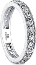 Load image into Gallery viewer, Jeff Cooper Pave Diamond Wedding Band