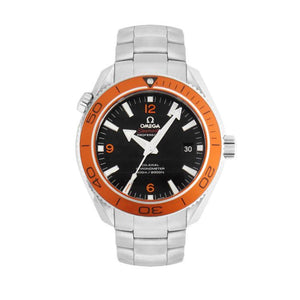 Omega Seamaster Planet Ocean in stainless steel