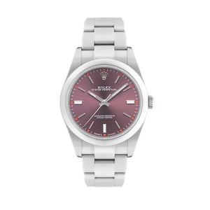 Rolex Oyster Perpetual 39 In Stainless Steel