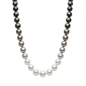 Ombre South Sea Pearl Necklace-34""