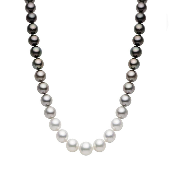 Ombre South Sea Pearl Necklace-34