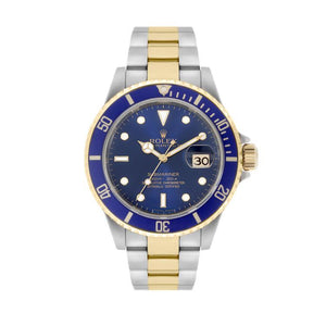 Rolex Submariner In Stainless Steel & 18K Yellow Gold
