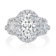 Load image into Gallery viewer, Tacori RoyalT Diamond Engagement Ring