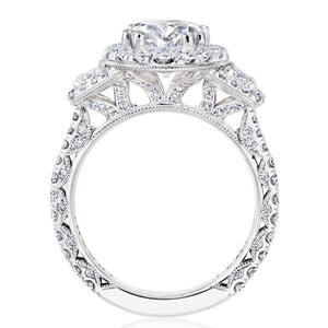 Tacori RoyalT Diamond Engagement Ring