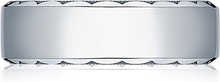 Load image into Gallery viewer, Tacori Hand Engraved Wedding Band -7.0mm