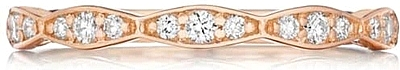 Tacori Marquise Shaped Diamond Wedding Band