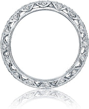 Load image into Gallery viewer, Tacori Pave Diamond 3.5mm Band