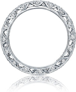 Tacori Pave Diamond 3.5mm Band