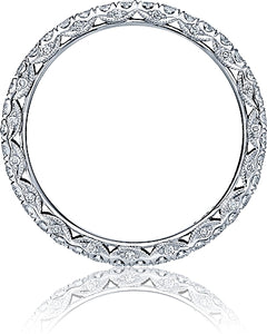 Tacori Pave Diamond Band