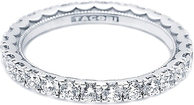Tacori Prong-Set Diamond Band