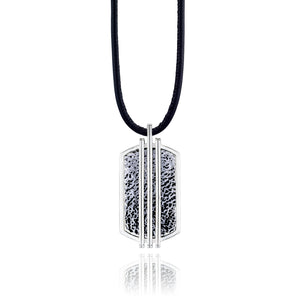 Legend Racing Lines Necklace