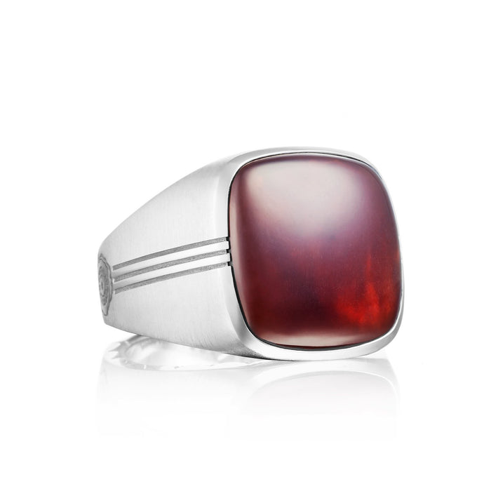 Legend Cushion Cabochon Ring