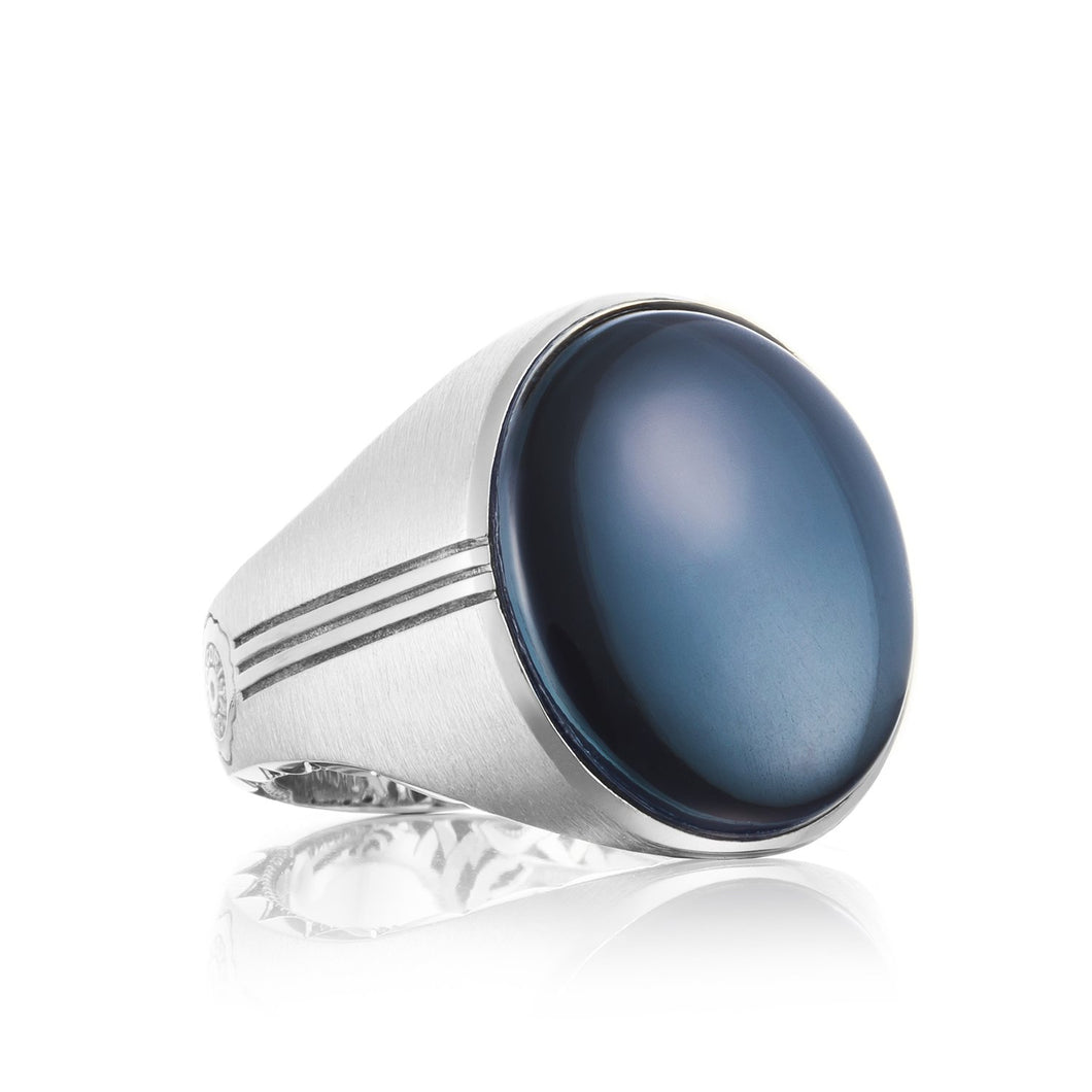 Legend Oval Cabochon Ring