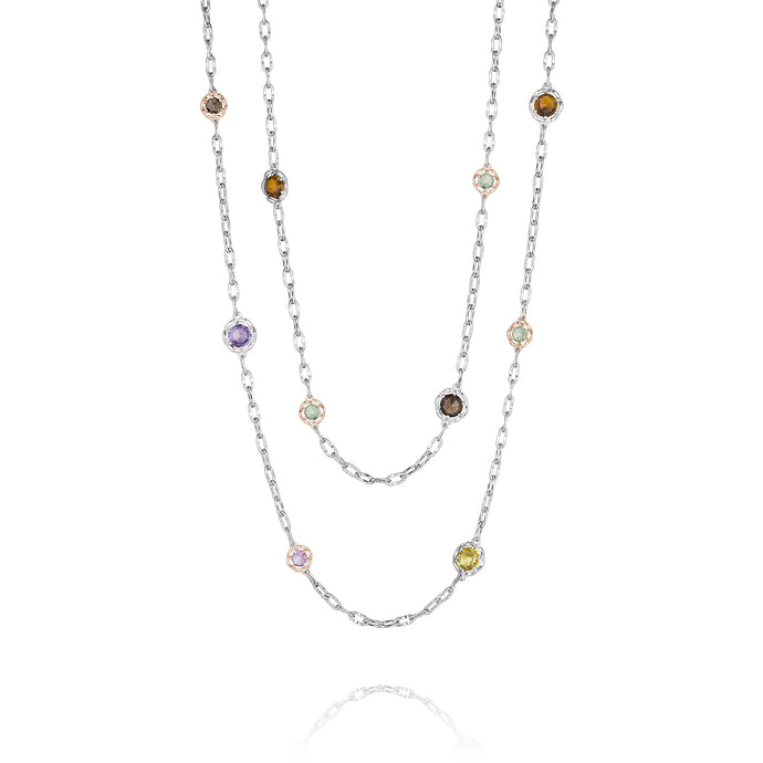 Color Medley Candy Drop Opera Necklace