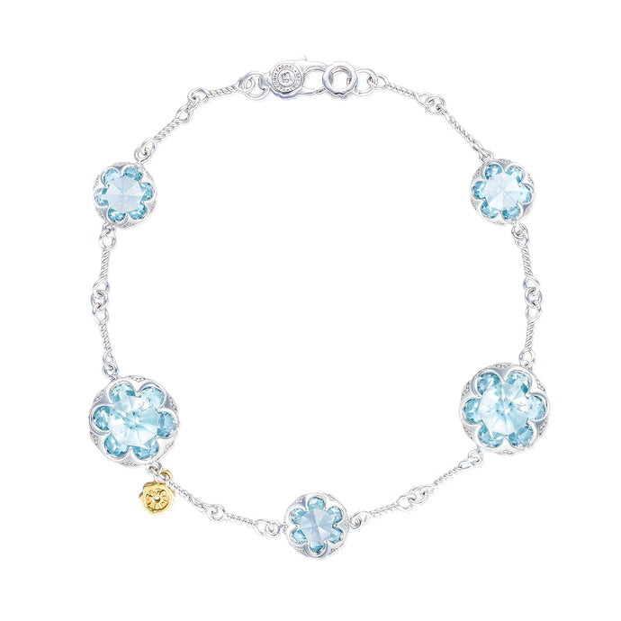 Sonoma Skies Multi Gem Chain Bracelet