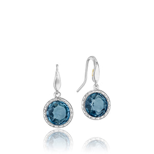 Island Rains Simply Gem Drop Earrings