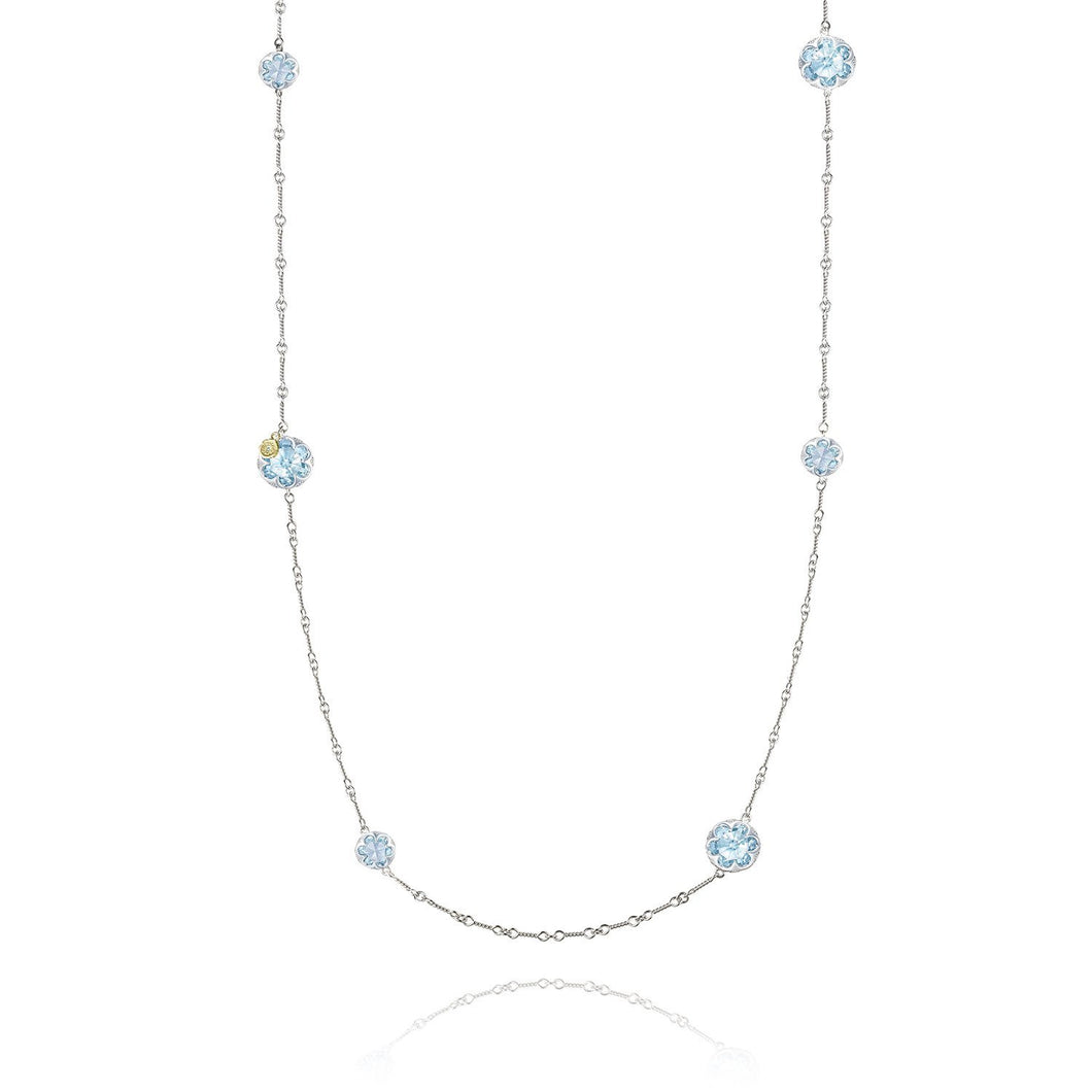 Sonoma Skies Multi Gem Station Necklace