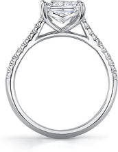 Load image into Gallery viewer, Vatche Pave Diamond Engagement Ring