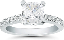 Load image into Gallery viewer, Vatche Pave Diamond Setting