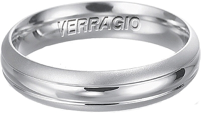 Verragio Men's Wedding Band