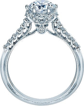 Load image into Gallery viewer, Verragio Prong Set Diamond Engagement Ring