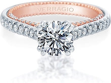 Load image into Gallery viewer, Verragio Pave Diamond Engagement Ring
